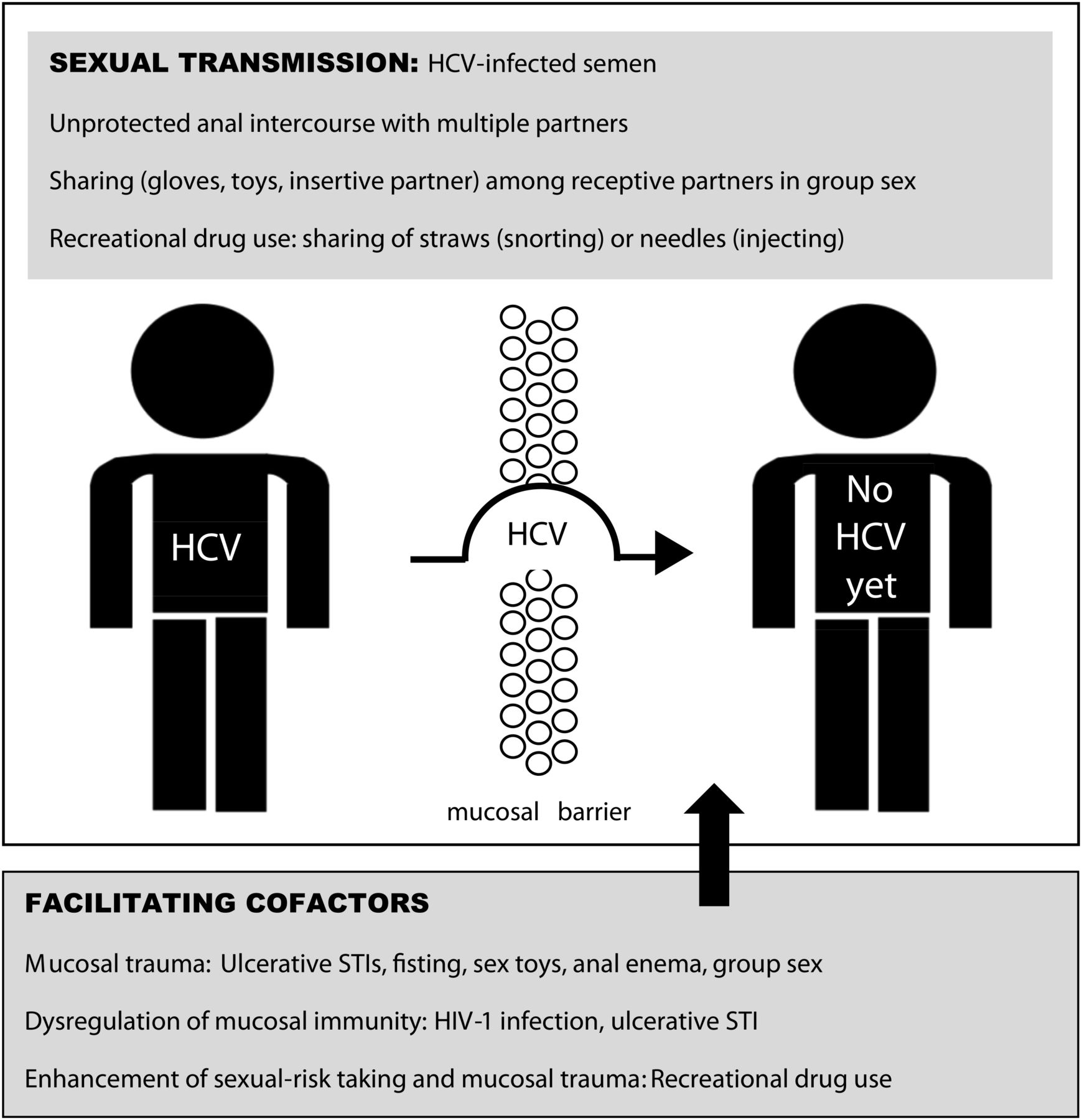 Is hepatitis c sexually transmitted
