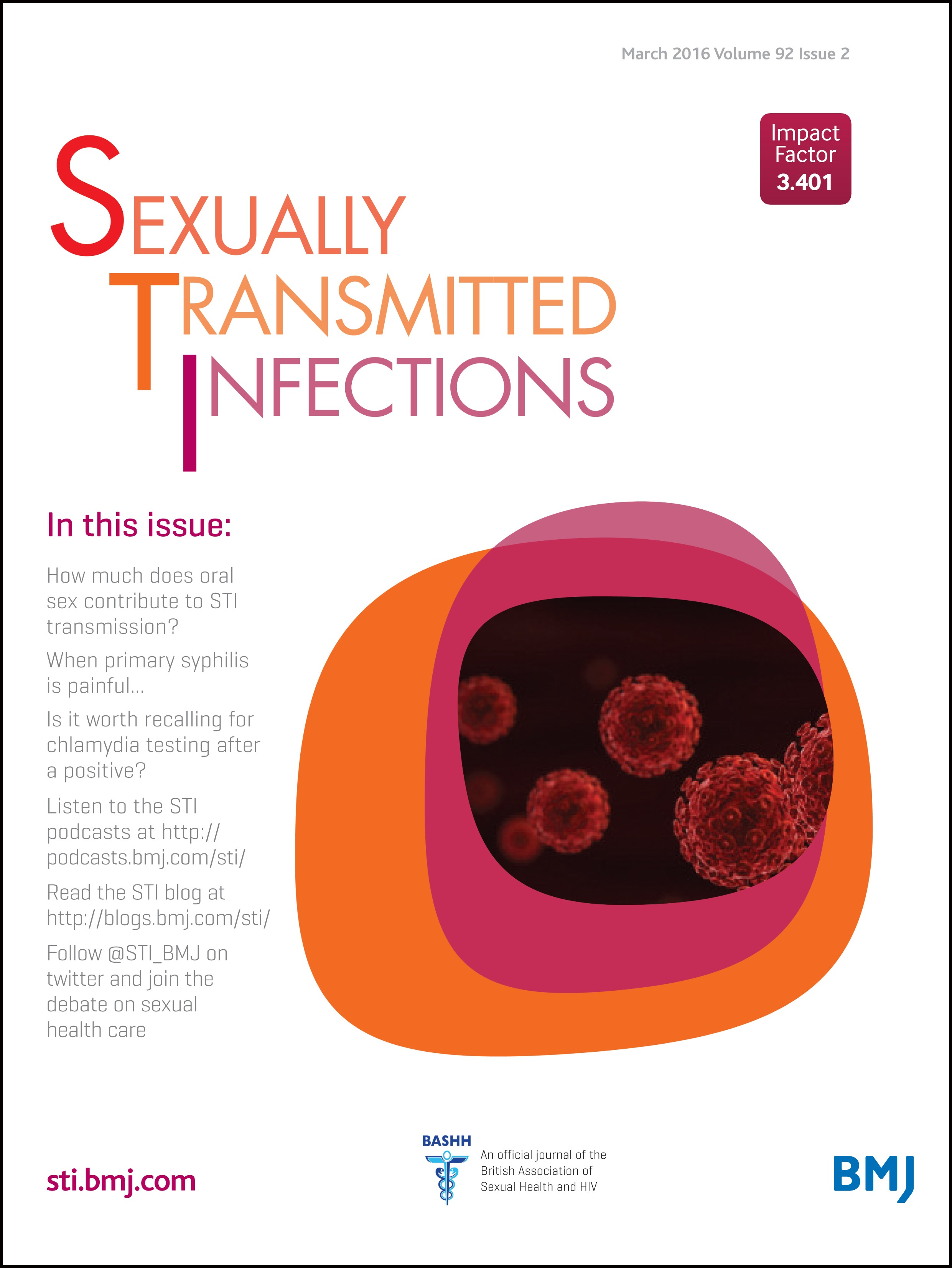 Meeting sexual partners online: associated sexual behaviour and prevalent  chlamydia infection among adolescents in Norway: a cross-sectional study ...